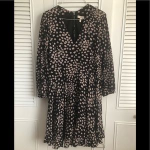 Rebecca Taylor A-line dress, 100% silk, worn once